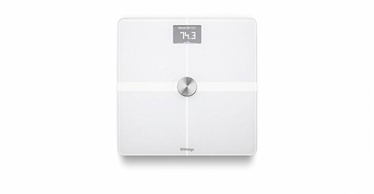 Bilancia connessa Withings Body