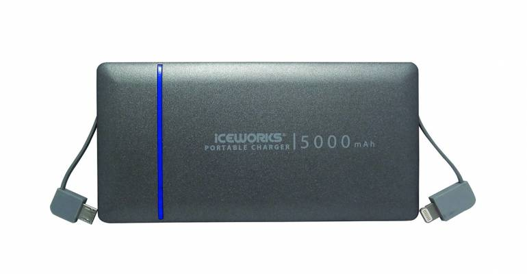 Iceworks Portable Charger