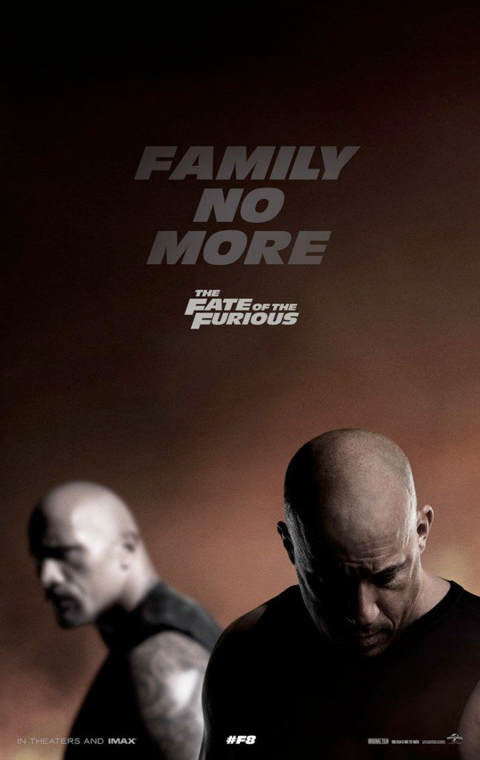 The Fate of the Furious, il trailer di Fast & Furious 8