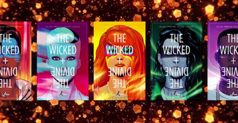 "Gillen e McKelvie: ""The Wicked + The Divine è canzone pop sulla morte"""