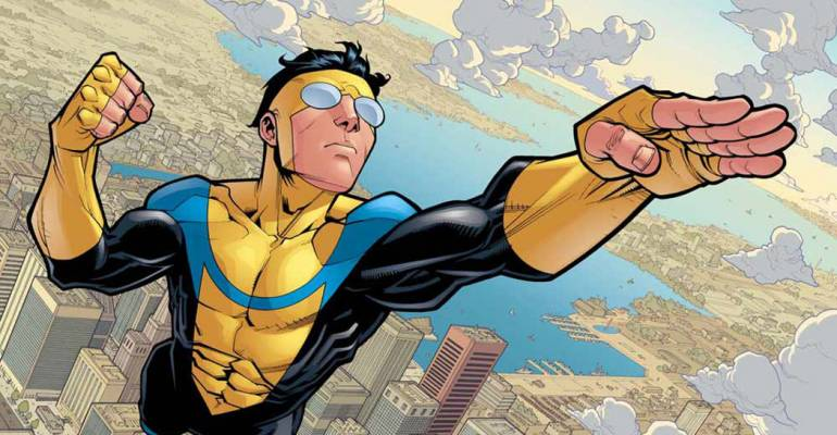 Invincible, il fumetto di Robert Kirkman sarà una serie tv