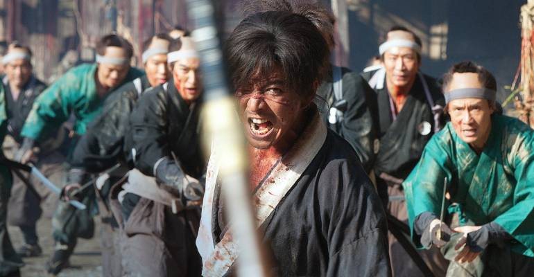 Blade of The Immortal, a Cannes il film n° 100 di Takashi Miike