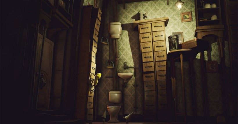La fiaba buia di Little Nightmares