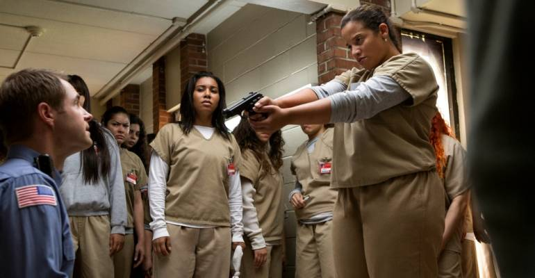 Orange Is the New Black e la quinta stagione che racconta il caos