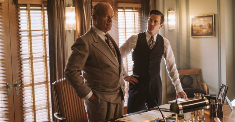 The Last Tycoon, e se a Hollywood tutto fosse una bugia?