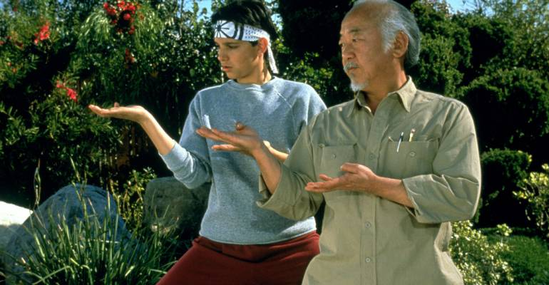 Karate Kid, in arrivo su YouTube la serie sequel