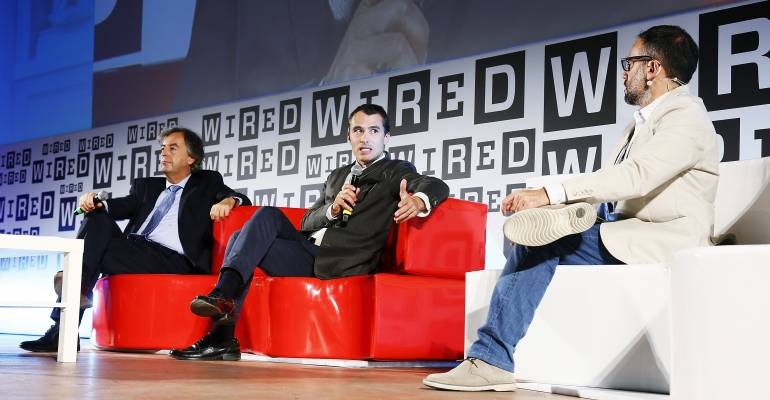 "Burioni al Wired Next Fest Firenze: ""Come in aula, chi disturba sulla mia pagina Facebook esce"""