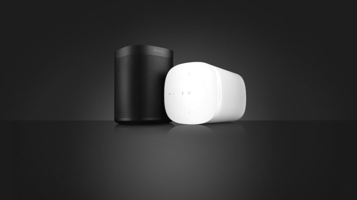 Sonos One, il primo smart speaker a sfidare direttamente l'HomePod di Apple è già qui
