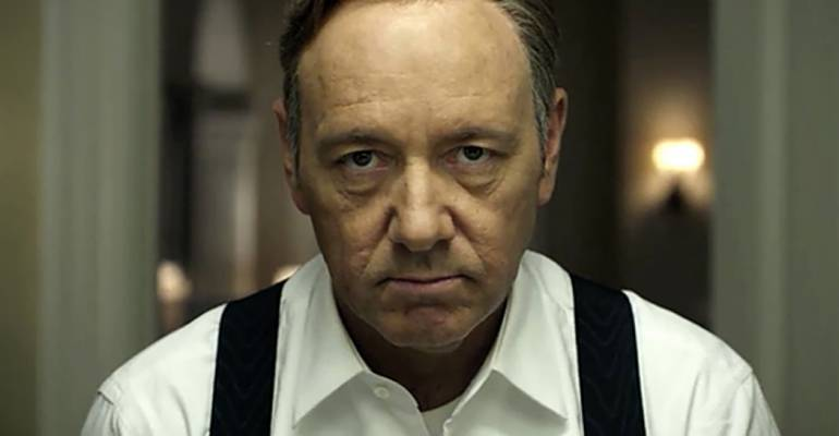 Netflix e le accuse a Kevin Spacey: giusto chiudere House of Cards?
