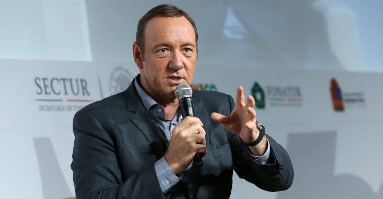 Kevin Spacey, nuove accuse dal set di House of Cards