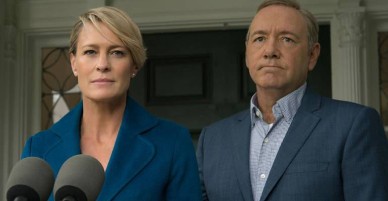 House of Cards, la sesta stagione sarà senza Kevin Spacey