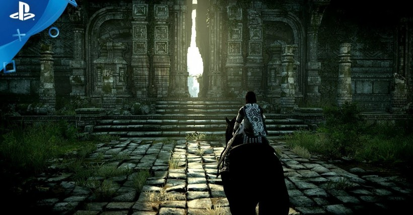 Shadow of the Colossus I classici di una volta