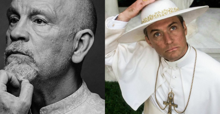 The New Pope, John Malkovich nel cast della serie di Sorrentino